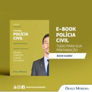ebook Agente da Polícia Civil