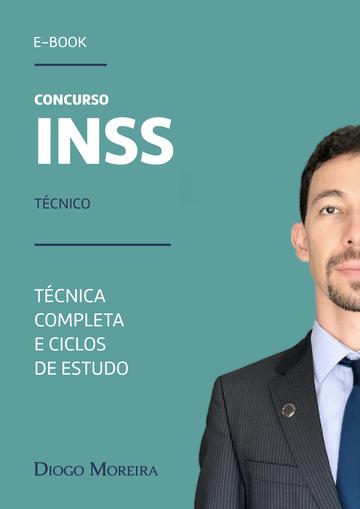 Ebook INSS - Técnico - Técnica completa e Ciclos de estudo